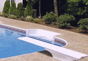 Buddy Seat - Swimming Pool Water Features