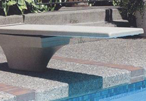 Diving Boards - Swimming Pool Water Features