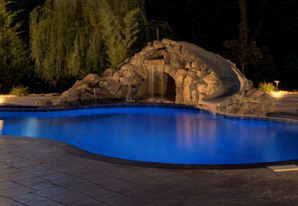 Grottos - Swimming Pool Water Features